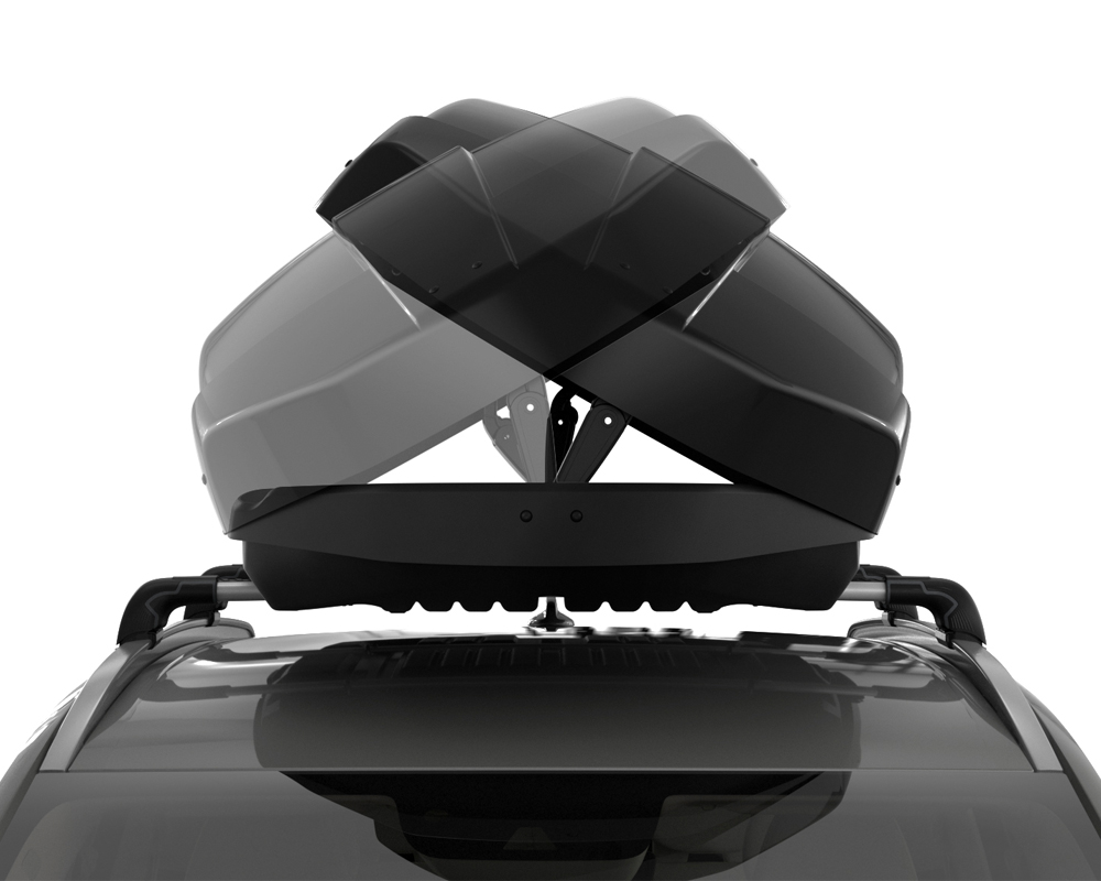 ... Thule Motion XT XL Extra Large Roof Mounted Cargo Box ...