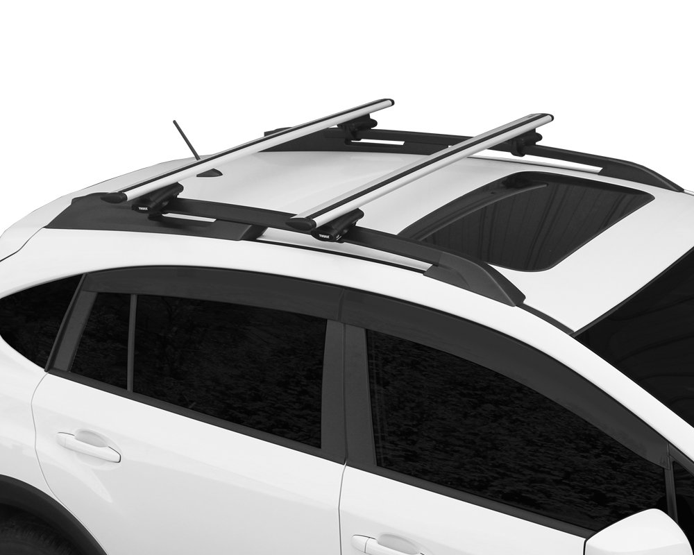 Thule Rapid Crossroad Roof Rack System 450R ...