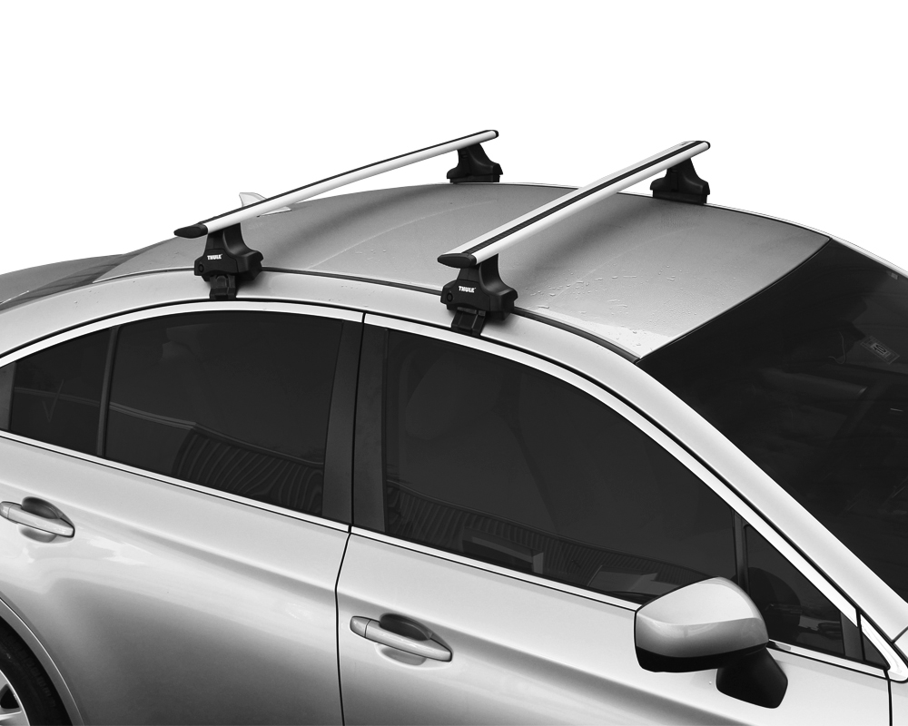 Attractive Thule Rapid Traverse Roof Rack System 480R ...