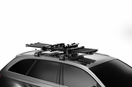 Thule 7324 Snowpack Ski/Snowboard Carrier For 4 Pairs of Skis or 2 Snowboards