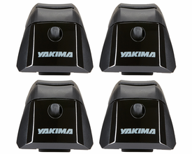 Yakima TimberLine Towers for Car Roof Rack Raised Railings (4-Pack)