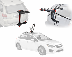 Yakima Bike Rack Replacement Parts (Roof Mounted, Hitch Mounted & Trunk Mounted)