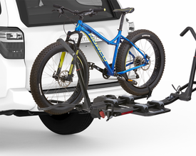 "Yakima DrTray 2 Bike Platform Style Hitch Mount Bike Rack for 1.25"" Hitches"