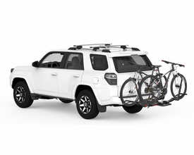 "Yakima DrTray 2 Bike Platform Style Hitch Mount Bike Rack for 2"" Hitches"