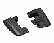 Yakima JetStream Bar EndCaps (Pair)