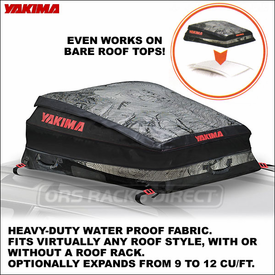 Yakima Racks FarOut Pro WaterProof Roof Bag