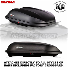 Yakima Racks RocketBox Pro Roof Boxes Now Available