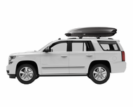 Yakima ShowCase 15 Ski Cargo Box � 15 Cubic Foot
