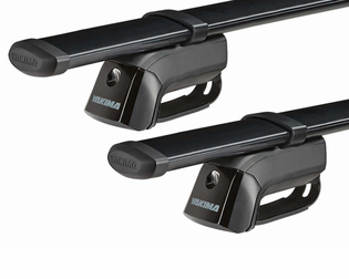 """Yakima TimberLine Kit Crossbar System for Raised Side Rails with Small (50"""") CoreBar"""