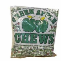 Alberts Green Apple Fruit Chews