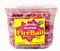 Atomic Fireball Candy