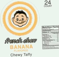 Banana French Chew Taffy