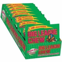 Big League Chew Gum Watermelon