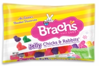 Brach's Jelly Chicks and Rabbits