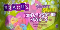 Brach's Sweet and Sour Conversation Hearts