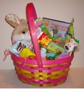 Bunny Delight Kids Easter Basket
