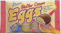 Butter Cream Eggs