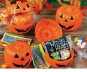 Candy Filled Pumpkins