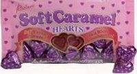 Caramel Fllled Hearts