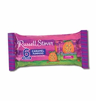 Caramel Pumpkins Russell Stover  Candy
