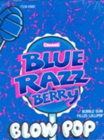 Charms Blue Razz Blow Pop