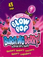 Charms Bursting Berry Blow Pops