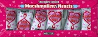 Chocolate Covered Marshmallow Hearts