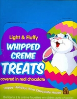 Chocolate House Whipped Cream Eggs - Discontinued