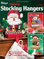 Christmas Stocking Holders Plastic Canvas Pattern