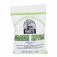 Claey's Green Apple Candy Drops