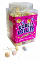 Double Lollies -  Sweet Tart Suckers
