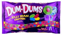 Dum Dums With Jelly Bean Centers