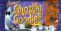 Ghostly Goodies Chocolate Halloween Candy