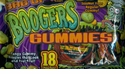 Gummy Boogers -  Treat Size