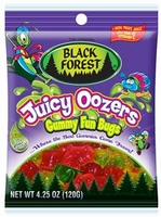 Gummy Fun Bugs - Black Forest
