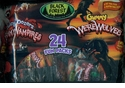 Gummy Vampires and Werewolves  Black Forest Juicy Oozers