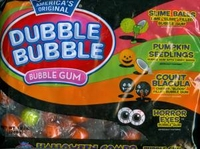 Halloween Bubble Gum Mix  Double Bubble Gum