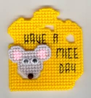Have A Mice Day Magnet