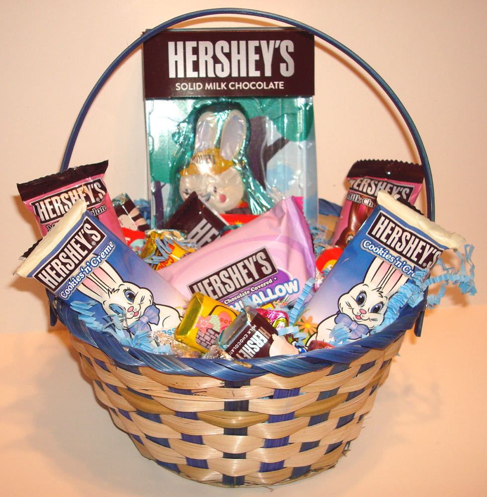 Hershey Gift Basket Online Chocolate Bouquet Free Delivery To ...