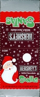 Hershey's Milk Chocolate Santa's