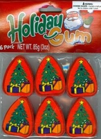 Holdiay Gum - Christmas Tree Stocking Stuffer