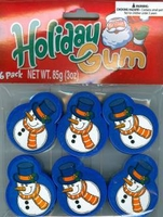 Holiday Gum - Snowman Stocking Stuffer