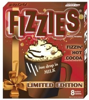Hot Cocoa Fizzies Drink Tablets