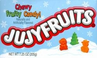 Jujyfruits Christmas Candy - Discontinued
