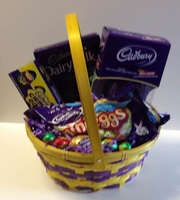 Large Cadbury Easter Basket