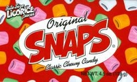 Licorice Snaps Candy