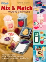 Mix & Match Around The House - P C  Patterns