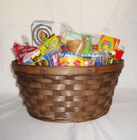 Nostalgic Candy Basket