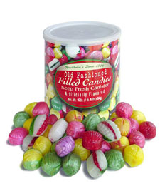 old fashioned filled christmas candy 2jpg - Old Fashioned Hard Christmas Candy