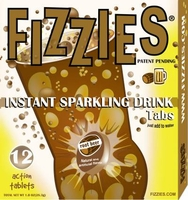 Root Beer Fizzies